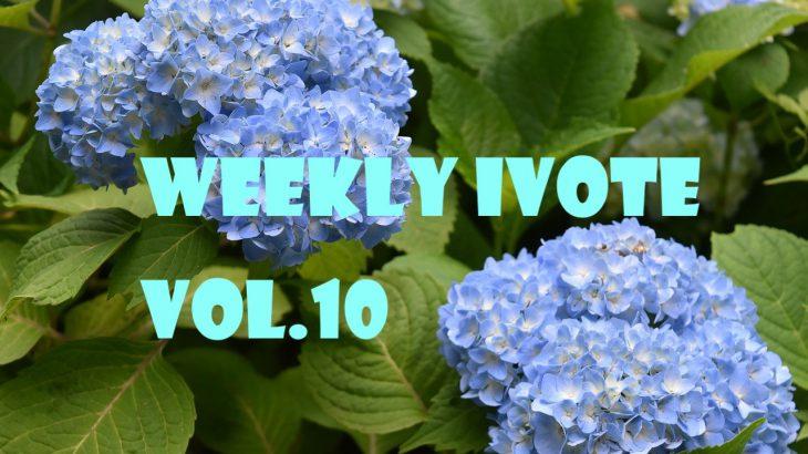 weekly ivote vol.10
